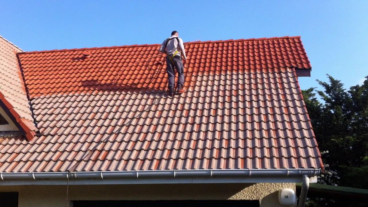 L int r t d 39 utiliser un traitement d hydrofuge - Peinture pour toiture tuile beton prix ...